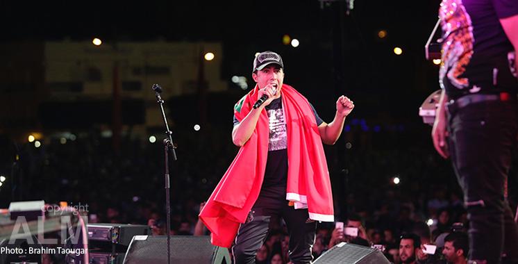 Show assuré pour le premier jour du Festival Timitar d'Agadir