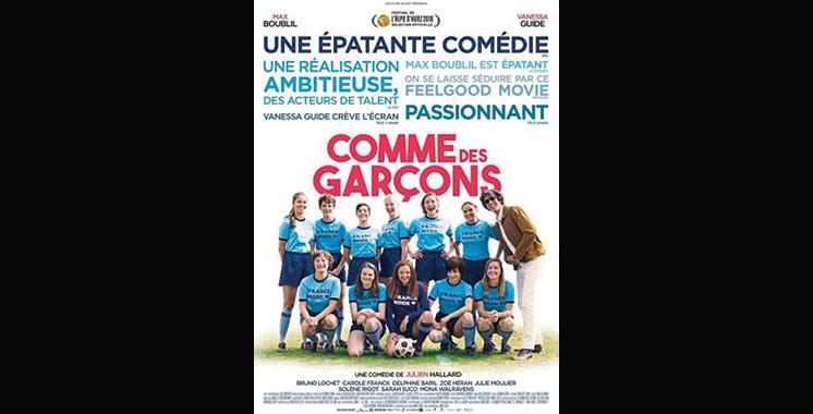 Projection du film «Comme des  garçons» à l'Institut français d'Oujda