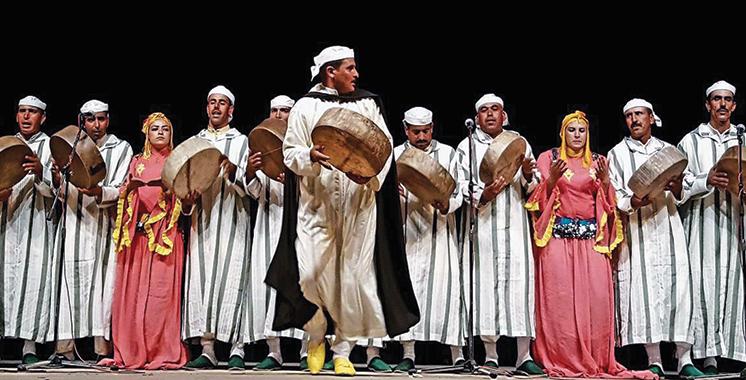 Le 18ème Festival national d'Ahidous du 28 au 30 juillet à Ain Leuh