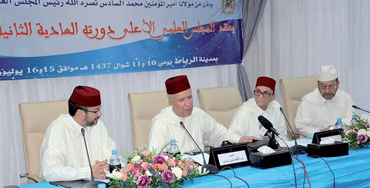 Conseil supérieur des ouléma : Une série de recommandations approuvée par les sages