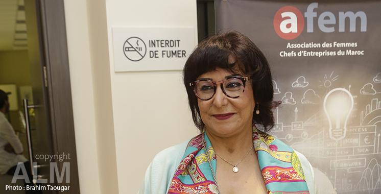 Aicha Laasri Amrani prépare sa riposte