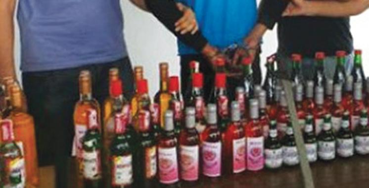 Al-Hoceima :  2 trafiquants de drogue et de boissons alcoolisées de contrebande condamnés à 8 ans de prison ferme