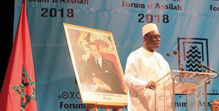 Une œuvre de longue haleine : L'intégration régionale africaine  mise en avant à Asilah