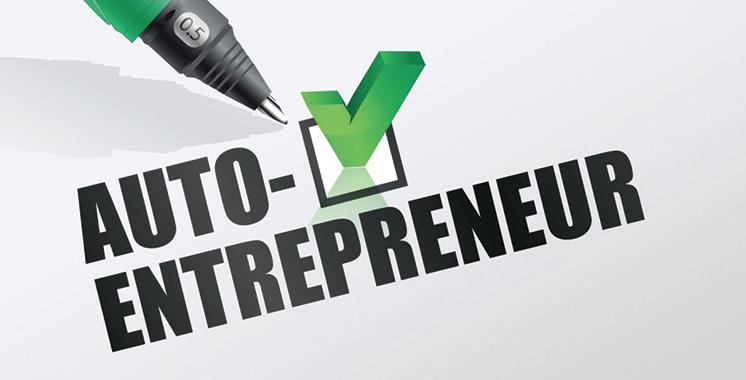 Auto-entrepreneuriat : 66.000 auto-entrepreneurs  à mi-avril