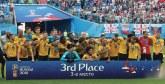 Russie 2018 : Le bronze pour la Belgique, une première pour les Diables Rouges