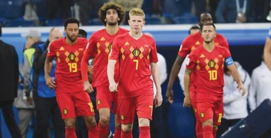 Classement : La Belgique affrontera l'Angleterre lors de la petite finale