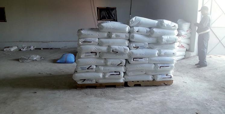 Un atelier clandestin de fabrication des sacs en plastique démantelé à Berrechid