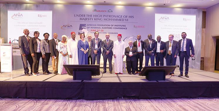 5ème Conférence africaine qui lui est dédiée : L'audit interne, pilier de la performance et bonne gouvernance