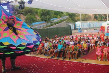 Colonies de vacances : 150 enfants  du personnel du MEF à Agadir