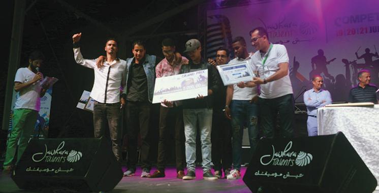 Compétition Jawhara Talents 2018 : Les 3 gagnants sont désormais connus