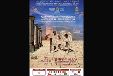 Le festival Volubilis relie le passé au présent