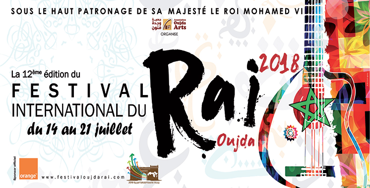 Et de douze pour le Festival du raï d'Oujda