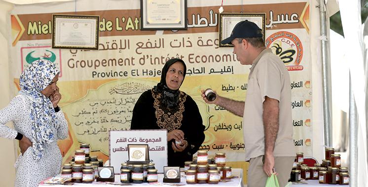 Les produits des coopératives valorisés : Le terroir à l'honneur au Festival international d'Ifrane
