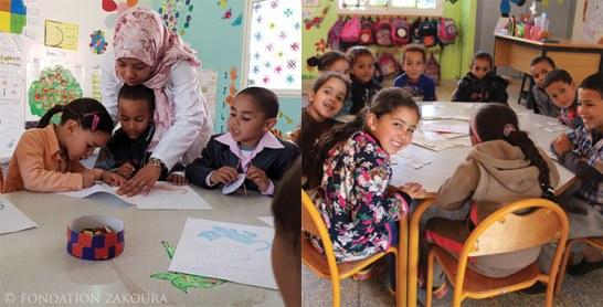 Plus de 6.000 bénéficiaires et 47 sites opérationnels : Bilan positif pour la Fondation Zakoura