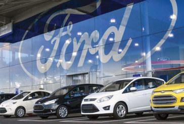 Réduction des émissions de CO2 : Ford atteint son objectif plus tôt que prévu
