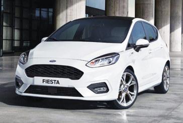 La nouvelle Ford Fiesta allie élégance et technologie