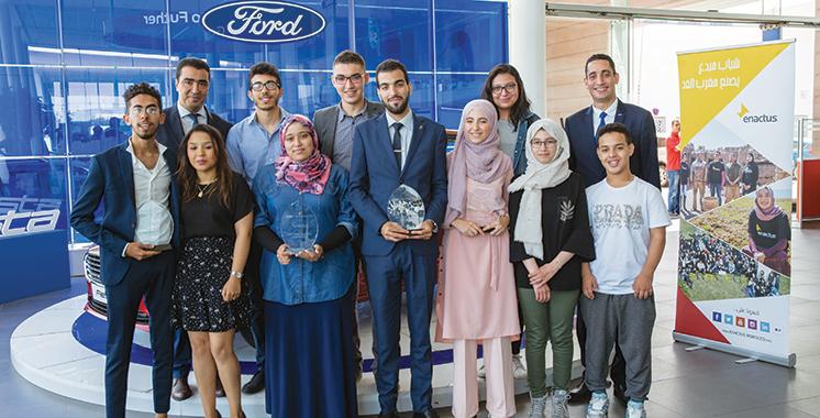 Ford Motor Company Fund : 18.000 dollars attribués au développement  de l'entrepreneuriat social