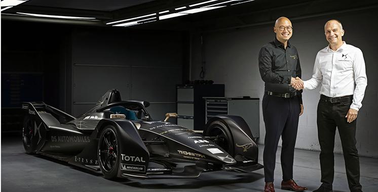 Formule E : DS Automobiles et Techeetah annoncent leur partenariat