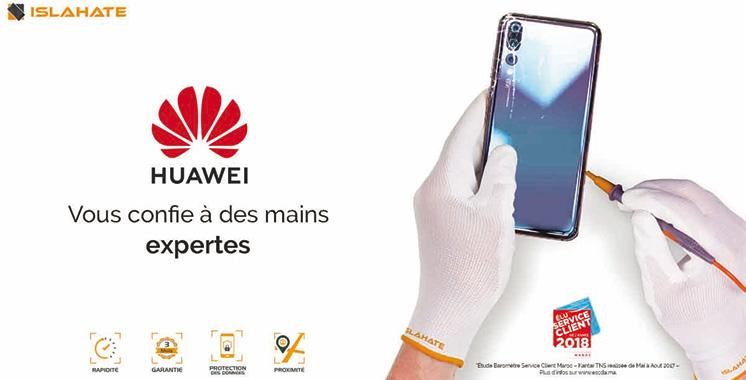 Réparation : Huawei et Islahate lancent «Service Center»