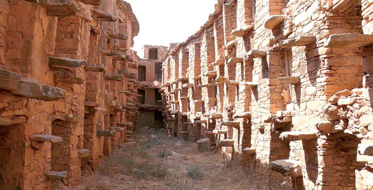 Greniers collectifs : Le Souss-Massa soigne son patrimoine culturel