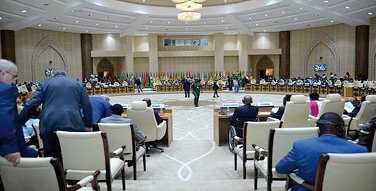 Le Sommet de l'Union africaine entame ses travaux à Nouakchott