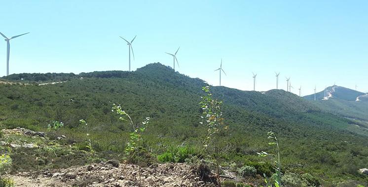 Acwa Power inaugure son parc éolien de Melloussa
