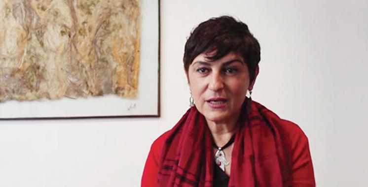 «Entre terre et mer : mémoire et matière» : Exposition  de Linda Bougherara à l'IF d'Essaouira
