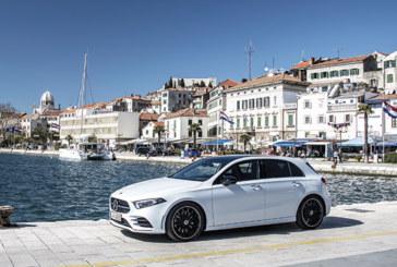 Mercedes-Benz Classe A : L'allemande intelligente débarque sur le marché marocain