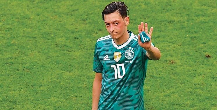 Allemagne : Victime de «racisme», Özil quitte la Mannschaft