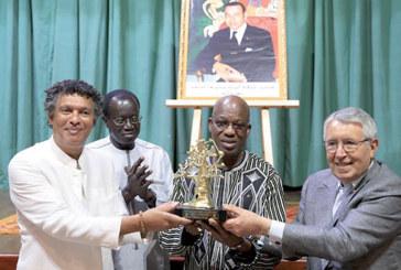 Moussem d'Asilah : Amadou Lamine Sall s'adjuge le Prix Tchicaya U Tam'si
