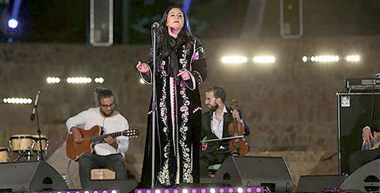 Festival international d'Ifrane :  Nabila Maâne en vedette