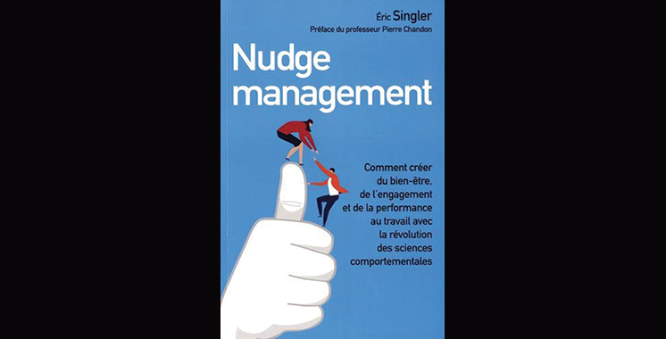 Livres : Nudge Management, de Eric Singler