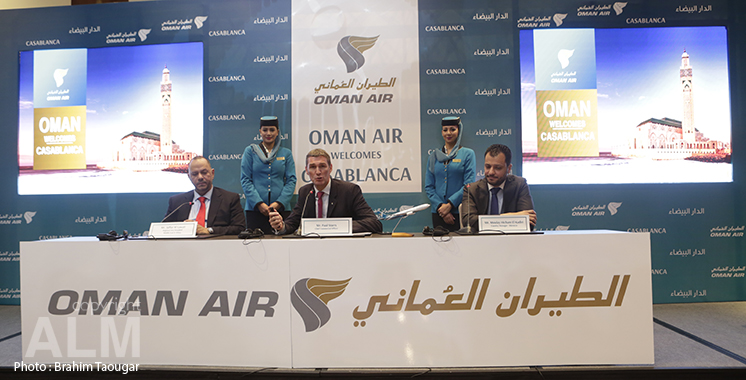 Aérien : Oman Air dessert Casablanca-Mascate