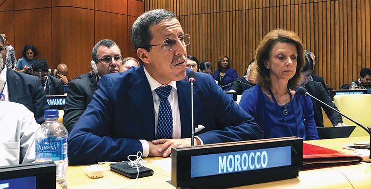 Migration : Le Pacte mondial signé en décembre à Marrakech