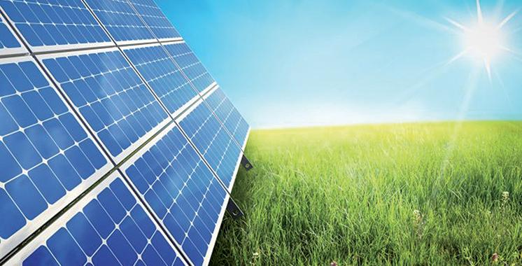 Le Cluster solaire lance «Small Grant Program» avec l'appui de la BM