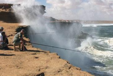 Akhfenir, un paradis pour les pêcheurs à la ligne