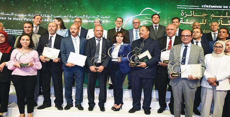 Remise du 12ème Prix Hassan II de l'environnement : Les recommandations du jury