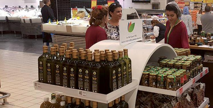 Produits du terroir : Une nouvelle campagne promotionnelle à Marjane et Label'Vie