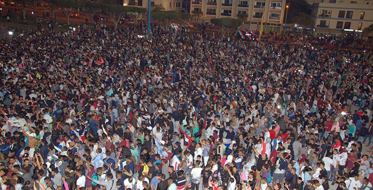 Timitar 2018 : Plus de 80.000 spectateurs présents à l'ouverture