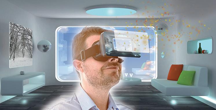 Réalité virtuelle, l'avenir du marketing immobilier : Elle commence à se développer au Maroc