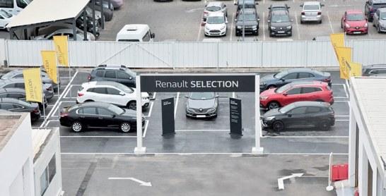 Renault Selection pour voitures d'occasion est au Maroc: Une offre spéciale jusqu'au 31 août avec un taux à seulement 6,99%