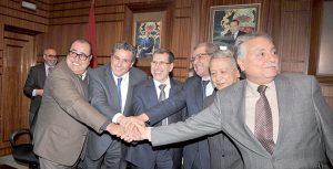 Loi de Finances 2019 : La majorité réunit ministres et experts