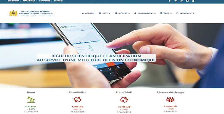 Communication digitale : La DEPF s'offre un lifting pour son site !