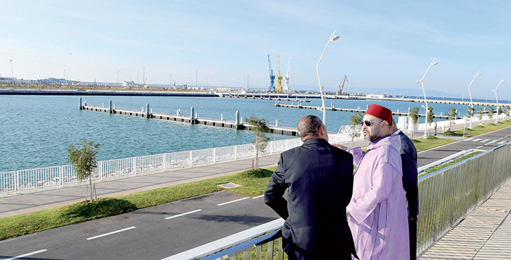 Tanger-ville : La reconversion de la zone portuaire en marche