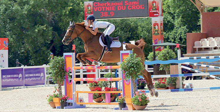 Coup d'envoi à Rabat de la 34ème édition  de la Semaine du cheval