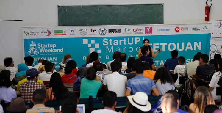 «Start Up Day» : Casablanca, Rabat  et Tanger au rendez-vous