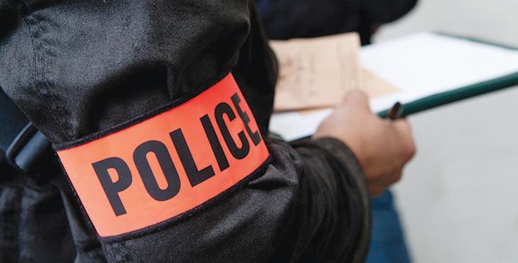 Un policier interpellé à Casablanca