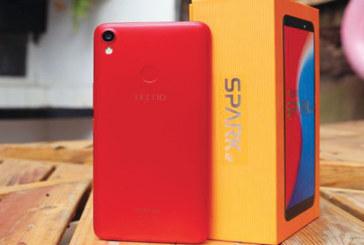 Tecno Mobile lance son nouveau smartphone Tecno Spark 2
