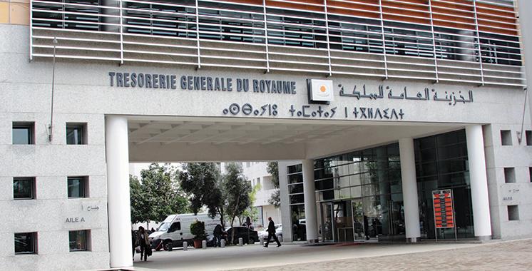 Trésor : 140,6 milliards de dirhams de recettes générées à fin juin