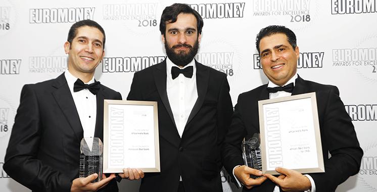 Euromoney Awards for Excellence 2018 : Attijariwafa bank doublement récompensé !